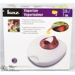 KAZ HOME HUMIDIFIER 3.8L TANK WITH NIGHT LIGHT