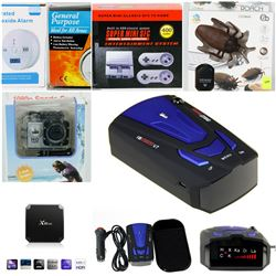 FEATURED ITEMS: GADGETS AND ELECTRONICS!