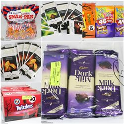 FEATURED ITEMS: DRUG STORE, CHOCOLATE AND CANDY!