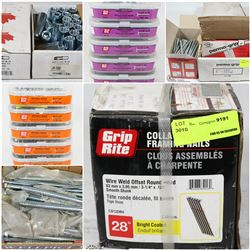 FEATURED ITEMS: FASTENERS!