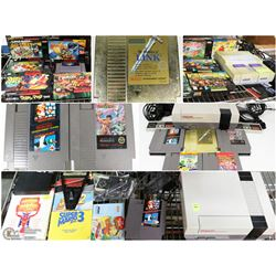 FEATURED ORIGINAL NES & SNES SYSTEMS