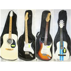 FEATURED ACOUSTIC & ELECTRIC GUITARS