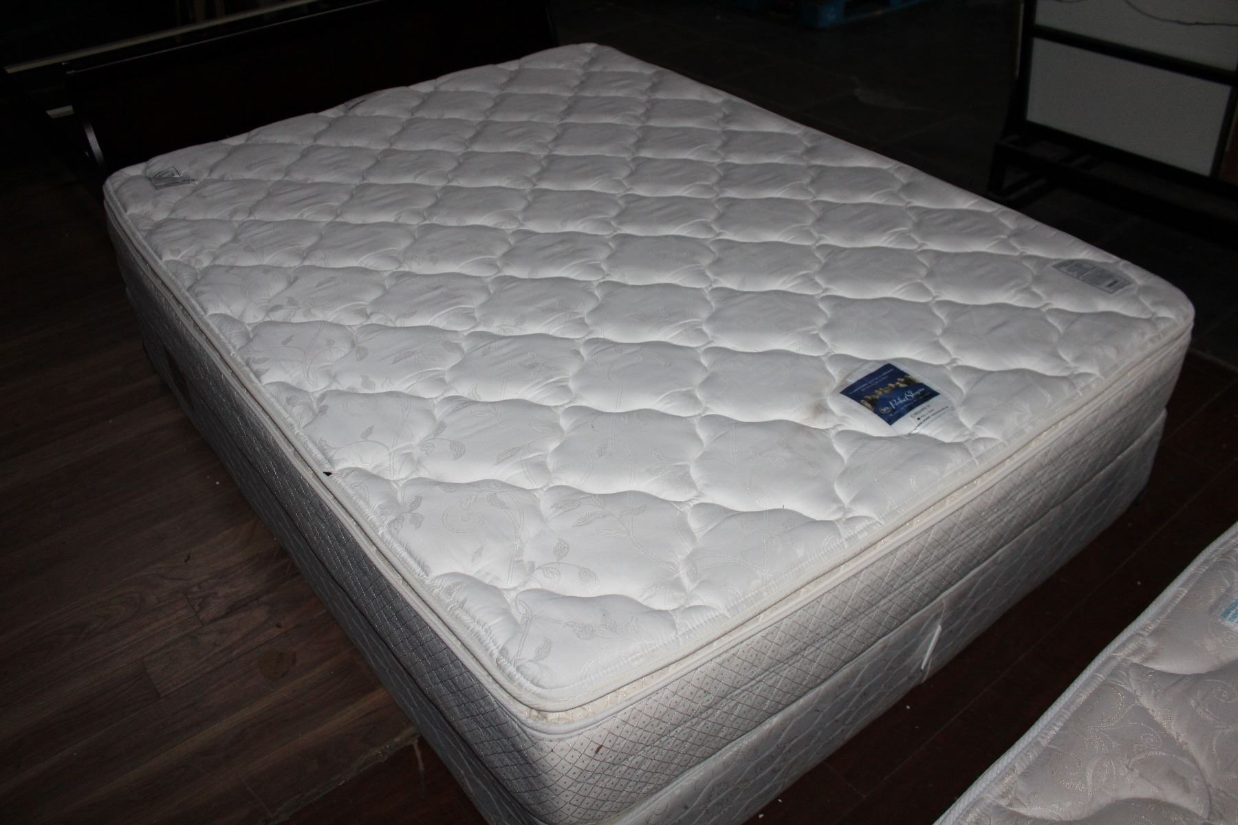 perfect nanotex technology with pad qvc page queen sleeper mattress serta com product