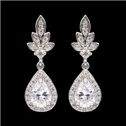 18k-white-gold-plated-cubic-zirconia-cz-wedding-bridal-drop-dangle-earrings-0736 18k-white-gold-pl