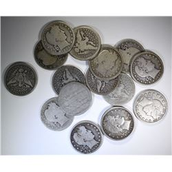 BARBER QUARTER LOT: