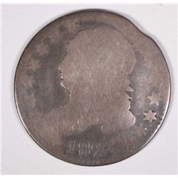 1823/2 CAPPED BUST DIME AG/G Bent a Little