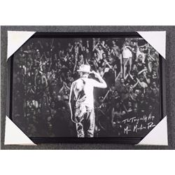 'The Tragically hip' 20x29 Canvas, Tribute To 'Gor