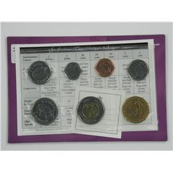 RCM Special Edition 2003 Uncirculated Coin Set.