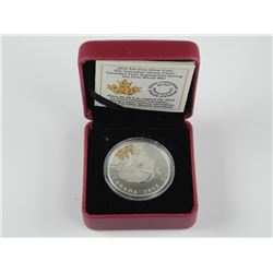2015 - $20.00 Fine Silver Coin 'The Canadian Home