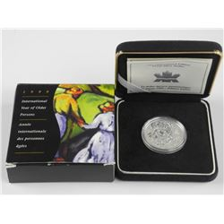 RCM 1999 - Limited Edition Proof Silver Dollar Coi