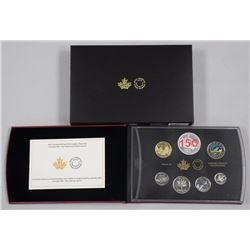 2017 Limited Edition Silver Dollar Proof Set, Cana