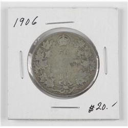 1906 - 50 Cent Coin