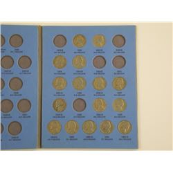 Jefferson Nickel Collection.