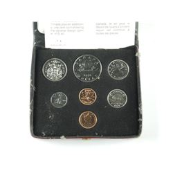RCM Complete 1978 Uncirculated Coin Set.