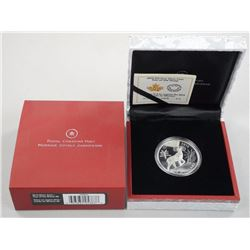 2015 $15 Year of the Sheep - Pure Silver Coin