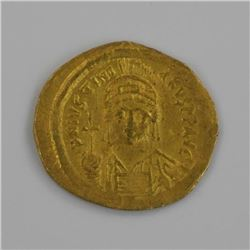 Rare Coin - Constantinople Sea by 140, Justinian I