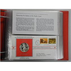 1974 Postmaster Collection - .925 Sterling Silver