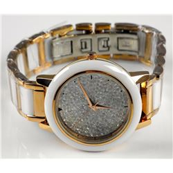 Lades Swarovski Element Watch with Japanese Moveme