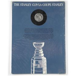 The Stanley Cup - 1997 Canada Silver Dollar. On Ar