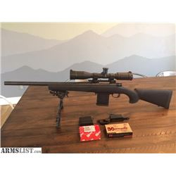 "HOWA RIFLE 1500 26"" T/C HVY BARRELED ACTION IN 6.5 CREEDMOOR"