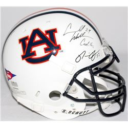 "Ronnie Brown  Carnell ""Cadillac"" Williams Signed Auburn Full-Size Authentic Pro-Line Helmet (Radtke"