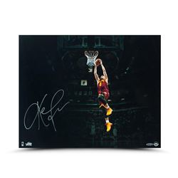 Kevin Love Signed Cavaliers 16x20 Photo (UDA COA)