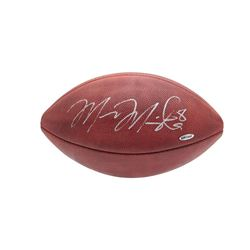 Marcus Mariota Signed Wilson Official NFL Game Ball (UDA COA)