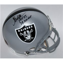 "Marcus Allen Signed Raiders LE Full-Size Authentic Pro Line Helmet Inscribed ""HOF 03""  ""SB XVIII MVP"
