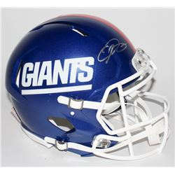 Odell Beckham Jr. Signed Giants Full-Size Authentic Pro-Line Speed Helmet (Steiner COA)