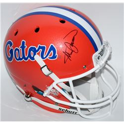 Steve Spurrier Signed Florida Gators Full-Size Helmet (Radtke COA)
