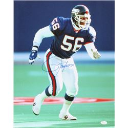 Lawrence Taylor Signed Giants 16x20 Photo (JSA COA)