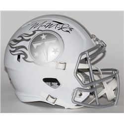 Marcus Mariota Signed Titans Full-Size Speed Ice Helmet (Mariota Hologram)