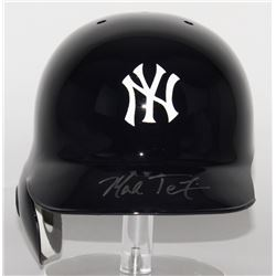 Mark Teixeira Signed Yankees Full-Size Authentic Batting Helmet (Steiner COA  MLB Hologram)