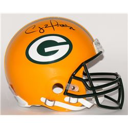 Clay Matthews Signed Packers Full-Size Authentic Pro-Line Helmet (Steiner COA)