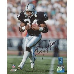Bo Jackson Signed Raiders 8x10 Photo (Jackson Hologram)
