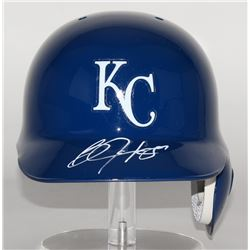 Bo Jackson Signed Royals Full-Size Rawlings Authentic Batting Helmet (Jackson Hologram)