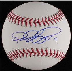 Paul Konerko Signed OML Baseball (MLB Hologram)