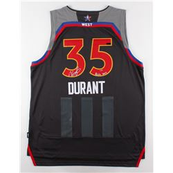 "Kevin Durant Signed LE 2017 All Star Adidas Jersey Inscribed ""Nola 2017"" (Panini COA)"