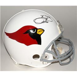 Emmitt Smith Signed Cardinals Full-Size Authentic Pro-Line Helmet (PROVA Hologram  Smith Hologram)