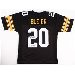 "Rocky Bleier Signed Steelers Jersery Inscribed ""4x SB. Champ"" (JSA COA)"