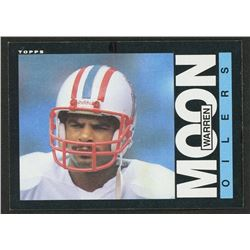 1985 Topps #251 Warren Moon RC