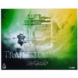 "Marcus Mariota Signed Oregon Ducks ""Trajectory"" 16x20 Photo (UDA COA)"