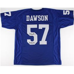 "Dermontii Dawson Signed Kentucky Wildcats Jersey Inscribed ""Go Big Blue"" (JSA COA)"