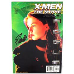 "Stan Lee Signed ""X-Men The Movie"" Comic Book (Lee Hologram)"