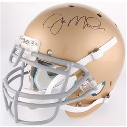 Joe Montana Signed Notre Dame Fighting Irish Full-Size Authentic On-Field Helmet (Montana Hologram)