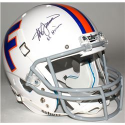 "Steve Spurrier Signed Florida Gators Full-Size Helmet Inscribed ""66 Heisman"" (Radtke COA)"