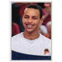 2009-10 Topps #321 Stephen Curry RC