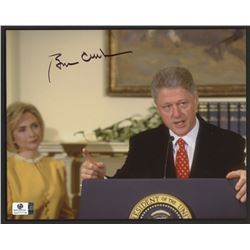 Bill Clinton Signed 8x10 Photo (JSA LOA)
