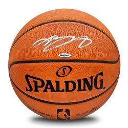 LeBron James Signed Official NBA Game Ball (UDA)