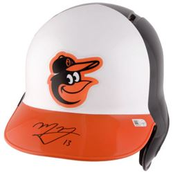 Manny Machado Signed Orioles Full-Size Batting Helmet (Fanatics  MLB)